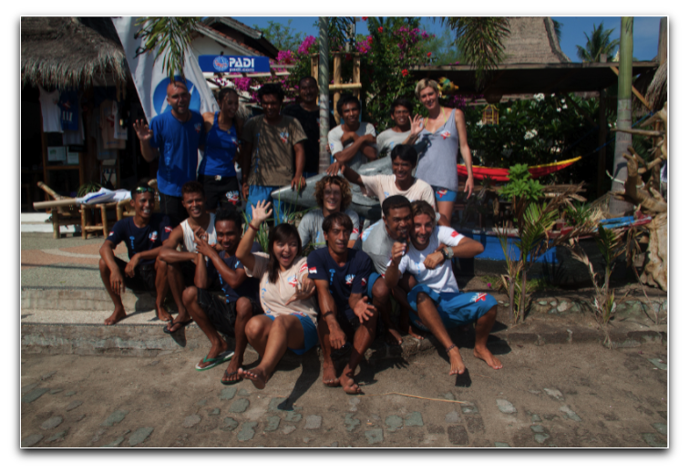 Diving Courses in Gili Air - Meet our Team